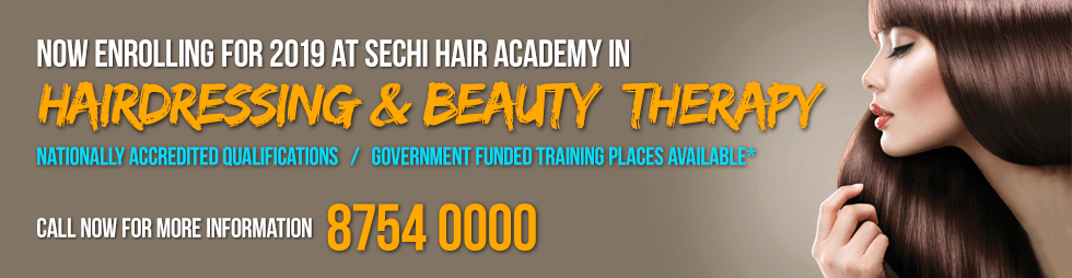 hair and beauty training